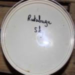 Rutabaga cru