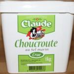 Choucroute crue 1kg